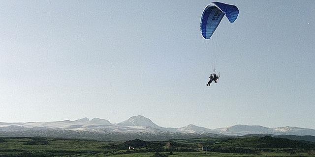 Luftbildarchäologie in Armenien