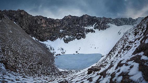 Roopkund-See im Himalaya
