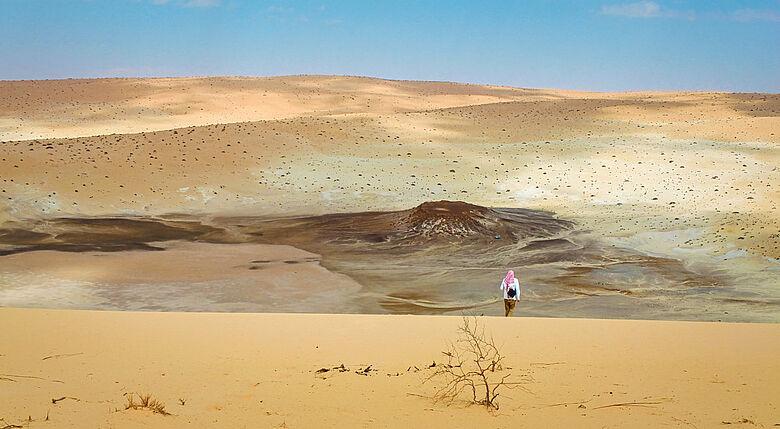 Nefud Wüste, Saudi-Arabien