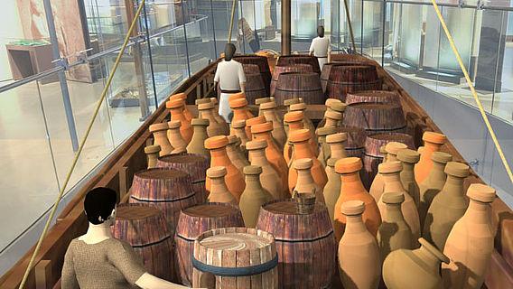 Römerschiff Xanten
