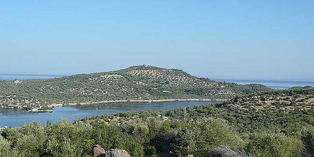 3. Arginusen-Insel
