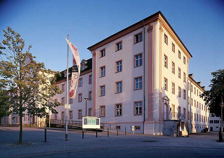 Das Archäologische Landesmuseum in Konstanz (Foto: ALM)