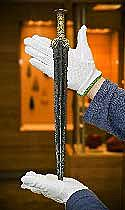 Das Schwert von Oedt im LVR-LandesMuseum (Foto: LVR/Hans-Theo Gerhards)
