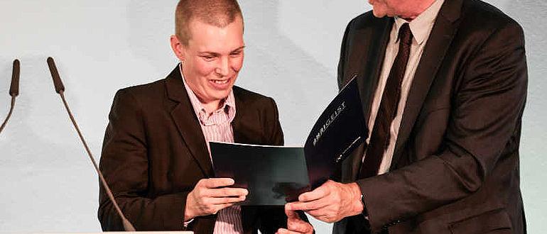 Dr. Frigga Kruse erhält Freigeist Fellowship