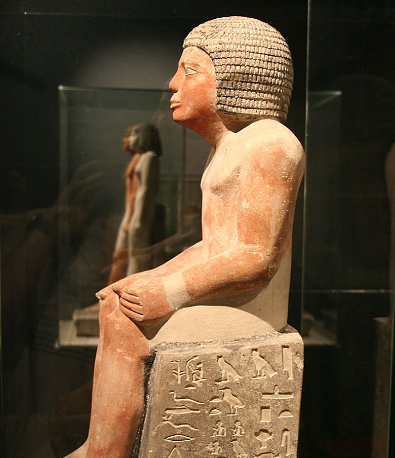 Statue des Memi