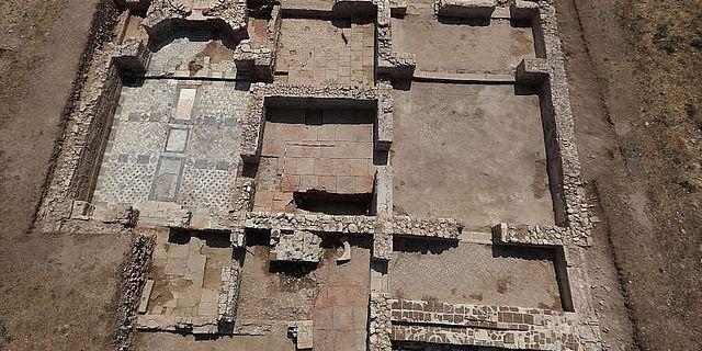 Spätantike Residenz, südwestliches Viertel von Ephesos (Foto: ÖAI)