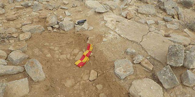 Geographen der FAU untersuchen Staubablagerungen unter anderem in antiken Ruinen östlich und westlich des Jordangrabens