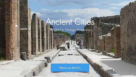 "MOOC ""Discovering Greek & Roman Cities"""