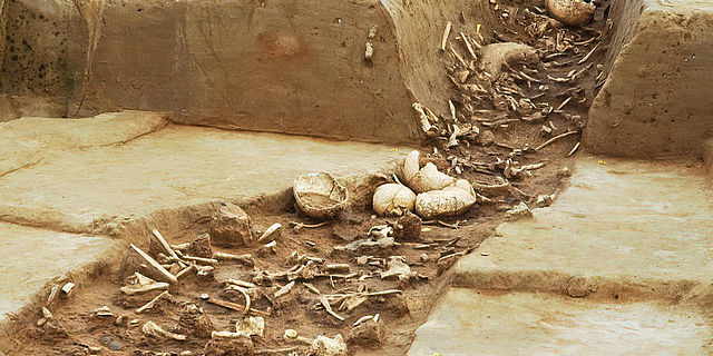 Herxheim – ein rituelles Zentrum der Bandkeramik mit Menschenopfern und hohem Zerstörungspotential