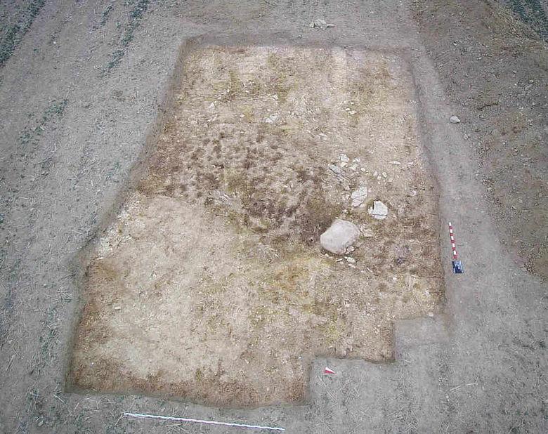 Megalithgrab Planum