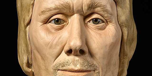 Forensische Gesichtsrekonstruktion des Herrn von Morken