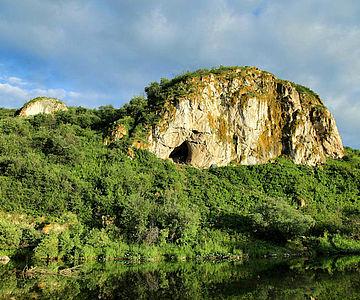 Chagyrskaya-Höhle