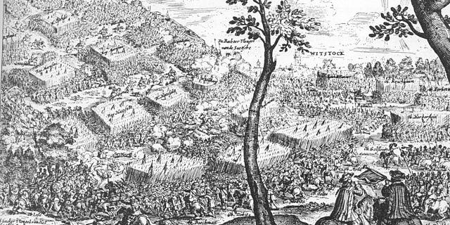Die Schlacht bei Wittstock 1636