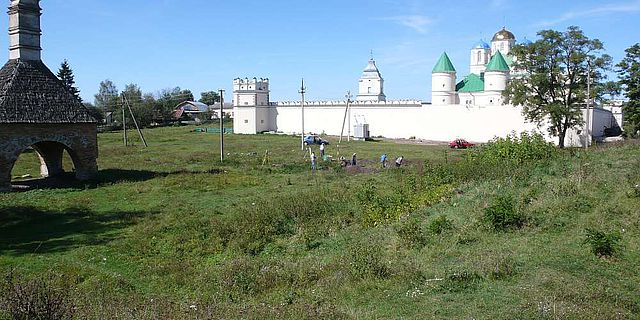 Kloster Mežirìč