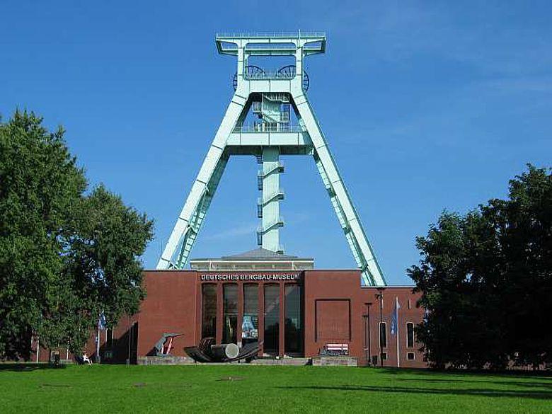 Das Deutsche Bergbau-Museum in Bochum (© DBM)