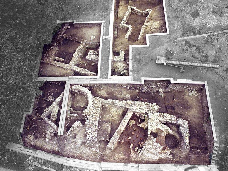 Ausgrabung Sulzburg