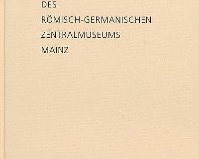 Buchcover RGZM Jahrbuch