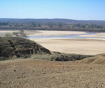 Dhaba-Ausgrabung, Indien