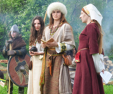 Wikingerfrauen