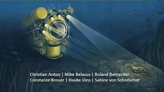Buchcover: Leopoldina Diskussionspapier »Spuren unter Wasser«