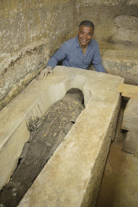 Mumie des Priesters Tjanimit