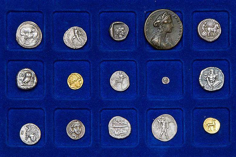 Münzen aus der Sammlung Wellhöfer