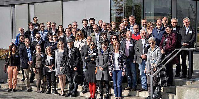 COST Konferenzteilnehmer