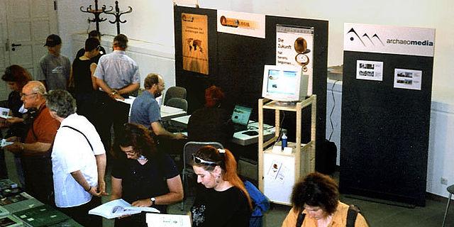 Archäologie 2000 - Vergangenheit hat Zukunft