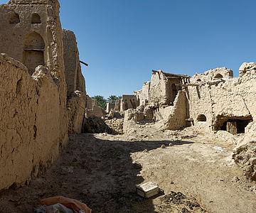 Lehmziegelsiedlung Oman