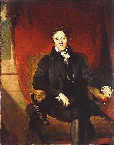 Gemälde von Sir John Soane