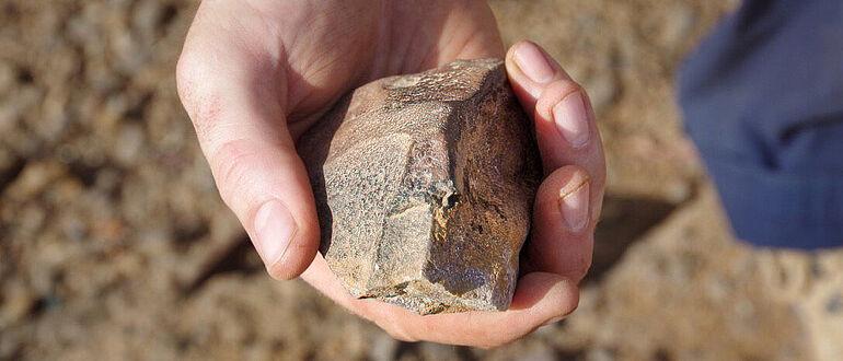 Artefakt aus Laminia, Senegal