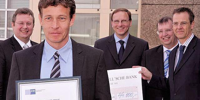 Verleihung IHK Preis
