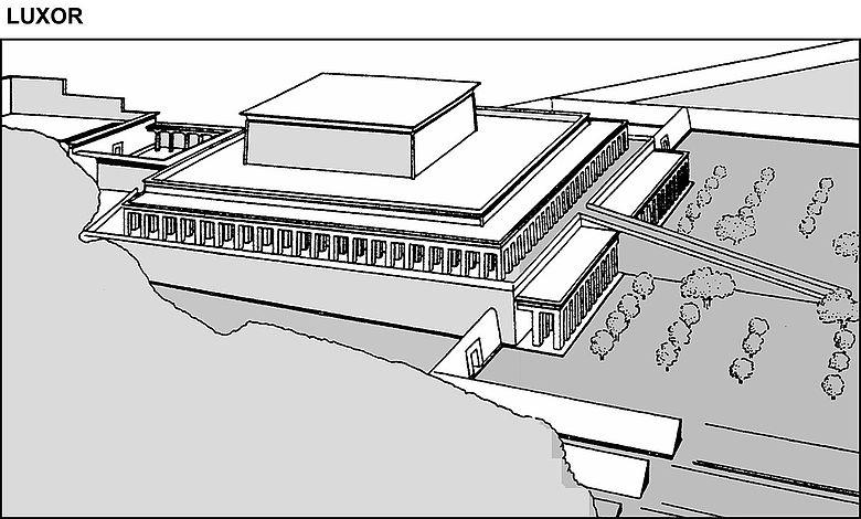 Totentempel von Mentuhotep II.