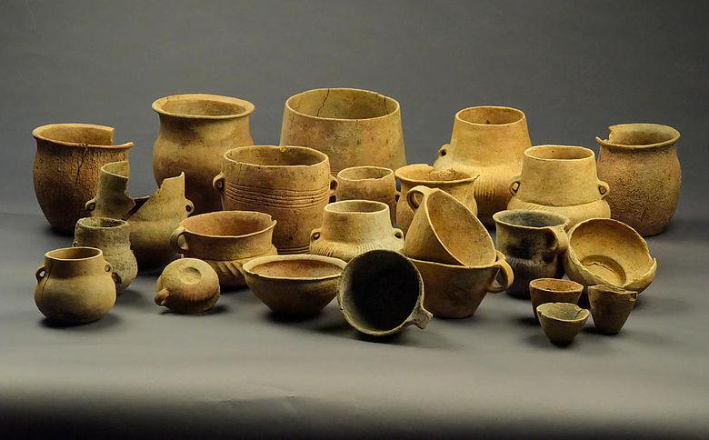Bronzezeitliche Keramik