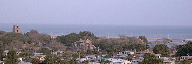 Panamá la Vieja - die erste europäische Stadt am Pazifik