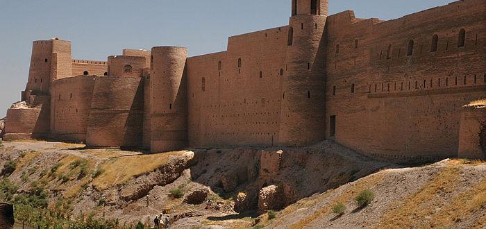 Die Zitadelle Qala' e Ekhtyaruddin