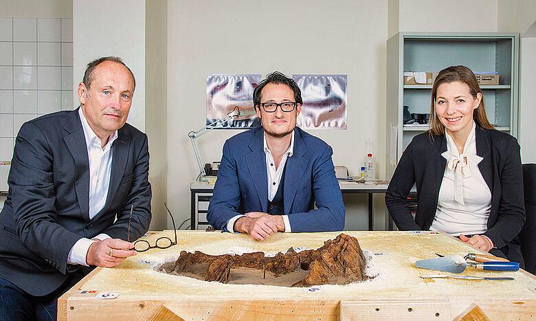 Stefan Ardeleanu übernimmt wissenschaftliche Leitung der Kalkriese-Grabungen