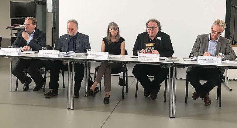 Pressekonferenz zum 9. Deutschen Archäologiekongress