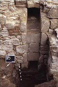 Abb. 6 Stauwehr. © Landesamt für Archäologie Sachsen