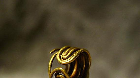 Goldspirale aus Bad Wünnenberg-Leiberg