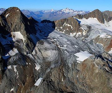 Schaufelferner Gletscher