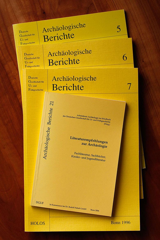 Archäologische Berichte