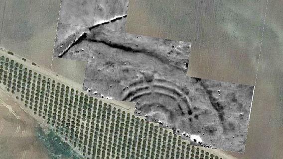 Kreisgrabenanlage bei Carmona