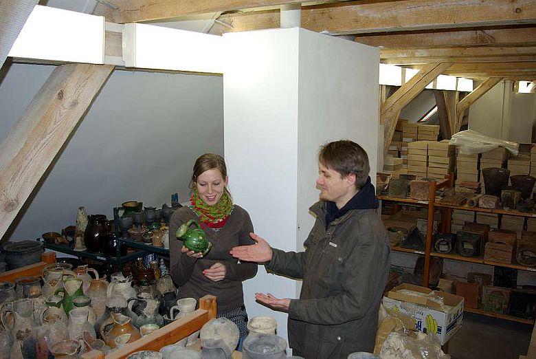 Einführung in die regionale Keramikproduktion