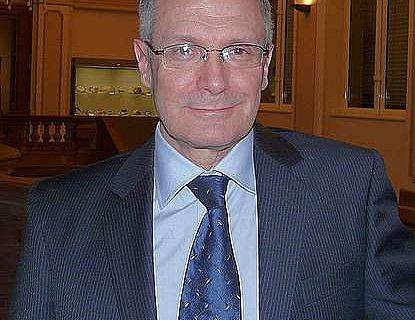 Der diesjährige Preisträger Prof. Jean-Jacques Hublin (Foto: Gerbil, CC BY-SA 3.0)