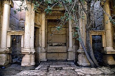 Palmyra: Tempel des Baalshamin