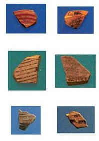Protokorinthische Kermanik 2002. (Foto: Bochumer Gela-Survey)
