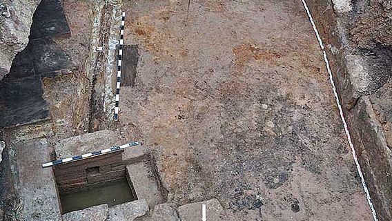 Mittelalterliche Mikwe in Schmalkalden
