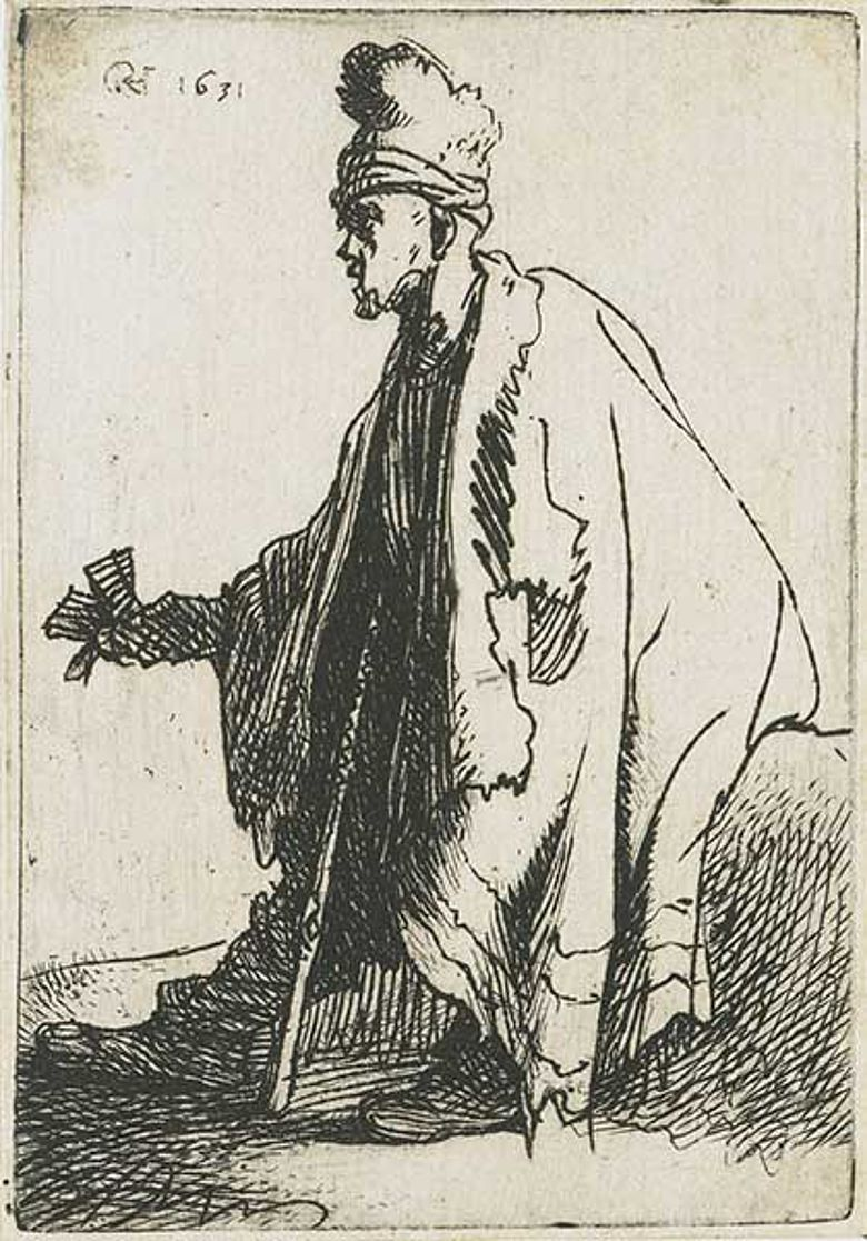 Rembrandt Lepra