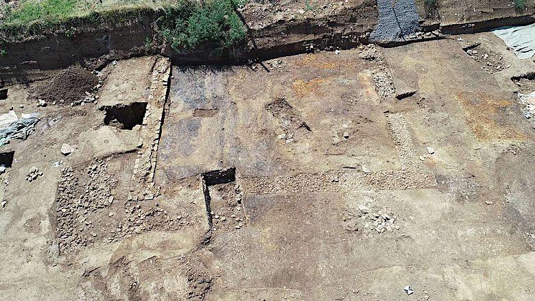 Die Qualität der Gebäudeausstattungen in diesem Teil der römischen Siedlung von Stuttgart-Bad Cannstadt war eine Überraschung